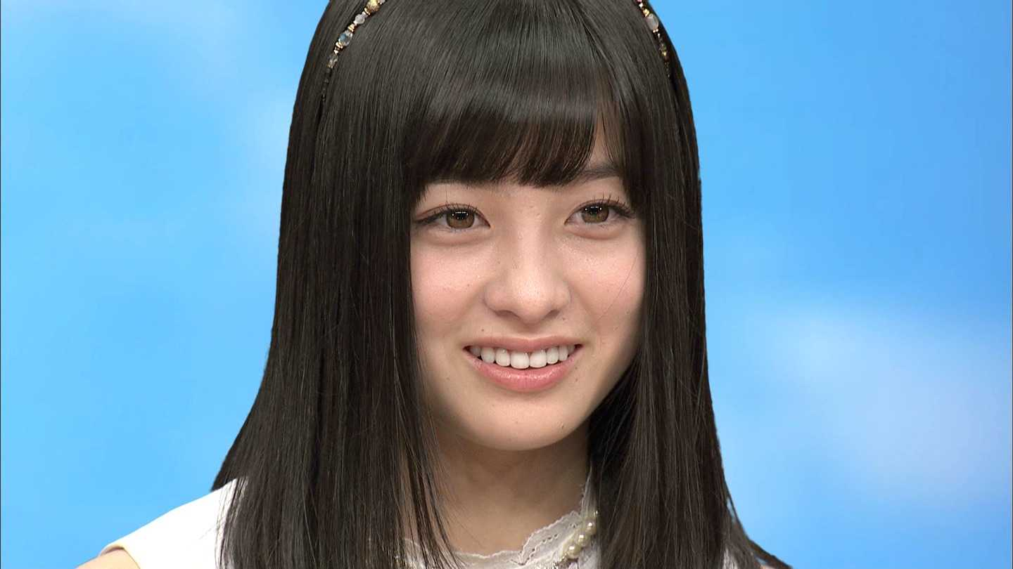 Hashimoto Kanna is cute as ever